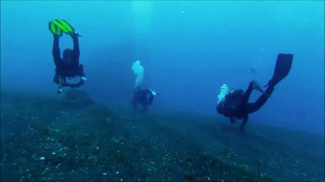 Diving in Spain, La Restinga, El hierro, Islas Canarias - By Higa2