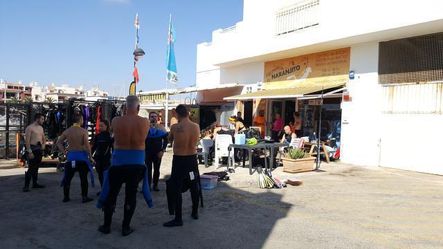 Diving in Spain, La Manga & Cabo Palos - By Dani